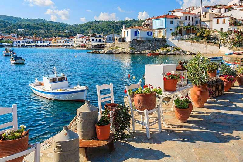 Yedibilgeler  Samos (Sisam)