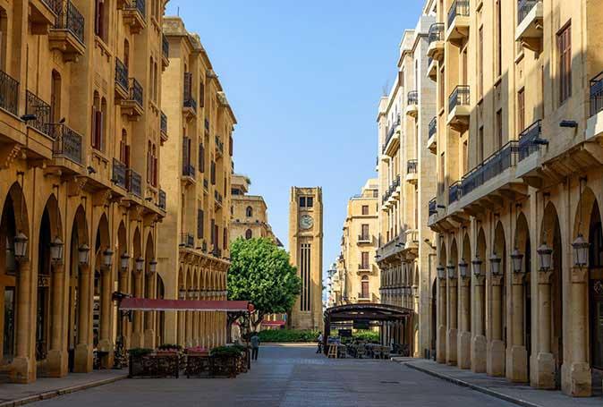 Ortadoğu'nun Paris'i Beyrut
