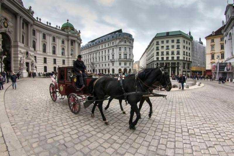 Sevgililer Günü Viyana Özel Turu